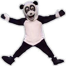 Hashtag the Panda from The Tonight Show with Jimmy Fallon Decal Sticker - Gift!