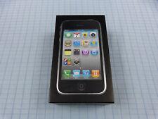 Apple iPhone 3gs 8gb negro usado!! sin bloqueo SIM! top! OVP! rar! #40