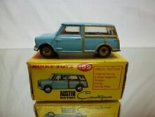 DINKY TOYS 199 AUSTIN SEVEN COUNTRYMAN - 1:43 - GOOD CONDITION IN BOX