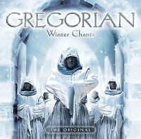 GREGORIAN - WINTER CHANTS  CD NEW+