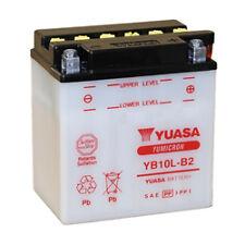 Batterie Moto Yuasa YB10L-B2 12V 11AH