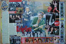 2 Seiten / Pages  __  ROLLING STONES  __   Collection / Sammlung