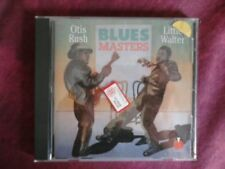 OTIS RUSH LITTLE WALTER - BLUES MASTERS (1994). CD