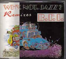 BFI-Why Not Yazz Remixes cd maxi single