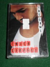 The Game Choco DeBarge Cassette Tape NEW FACTORY SEALED
