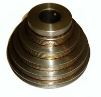 NEW 5 STEP CAST IRON POLY-V PULLEY FOR MYFORD MYSTRO Direct From Myford Ltd