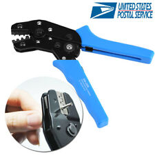 Crimping Tool Wire Crimper Plier Terminal Wire Connectors For  JST-SM & Dupont
