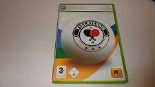 XBox 360  Rockstar Games präsentiert: Tischtennis