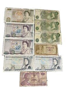 old english bank notes £50
