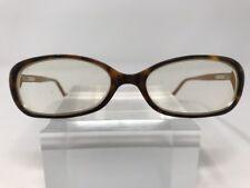 Coach Eyeglasses Holly 504 49-16-135 Round Tortoise V09