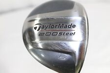 TaylorMade 200 Steel 5W Aldila NV 75 S-Flex RH Men's 44""