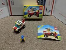 Vintage 1989 Lego Classic Town 6660 Hook Haul Wrecker Samsonite Canada Box 100%
