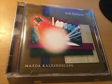 "Bill Nelson ""Mazda Kaleidoscope"" cd"
