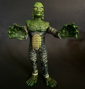 """Mego Creature From The Black Lagoon 8"""" Action Figure *Damaged Cards*"""