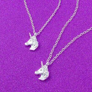 emoji® Unicorn Necklace & Bracelet Set