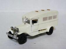 Unknown 1/43 GAZ 55 Russian Ambulance Handmade Conversion Diecast Model Truck
