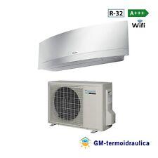 Climatizzatore Condizionatore Inverter Daikin 9000 Btu Emura White FTXJ25MW A+++