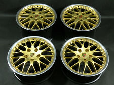 Porsche Genuine 18 BBS Classic Sport II OEM Factory Wheels 911 996 986 993 Turbo