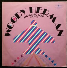 Woody Herman And His Big Band In Poland