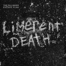 """The Dillinger Escape Plan - Limerent Death 7"""" LP - WHITE Vinyl INDIE NEW COPY"""
