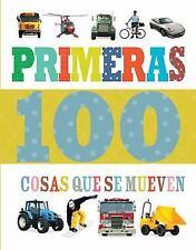PRIMERAS 100 COSAS QUE SE MUEVEN - GRUPO NELSON (COR) - NEW BOOK