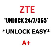 Unlock code ZTE Grand X Max Plus Z987 Z787  Cricket Wireless ZMAX Z970 MetroPCS