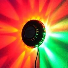 Sensory LED Light Projector Sound Activated Calming Autism Multicolor LED Lamp