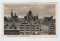 AK 24 Danzig Pommern Gdansk Polen Handels- Wahrzeichen Marienkirche um 1930 ?
