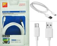 100% Genuine New USB Type C 3.1 Data Sync Charge Cable For ZTE Blade Axon 7S