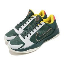 Nike Kobe V Protro 5 Bryant EYBL Forest Green Men Basketball Shoes CD4991-300