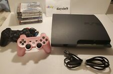 Sony Playstation 3 PS3 320GB Assassin's Creed Bundle (2 controllers, 6 games)