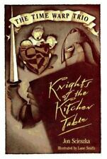 NEW - The Knights of the Kitchen Table #1 (Time Warp Trio)