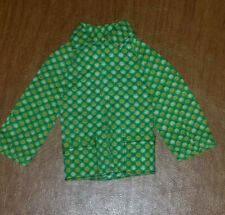 BARBIE 1975 BEST BUY Ken Green Donny Osmand Fashion Shirt #9700 ONLY CRISP CLEAN