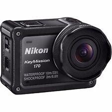 Nikon KeyMission 170 4K Ultra HD 170º Action Camera