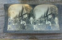 Keystone View Photo CARD STEREOSCOPE STEREOVIEW Vintage  - Russia