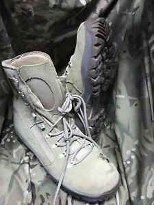 Genuine British Issue Desert Meindl Boots!Worn Once!Size 12!