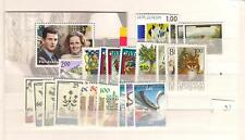 1993 MNH Jaargang/ year collection, Liechtenstein, postfris