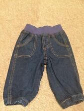Boys Jeans From George 3-6 Months New Without Tags