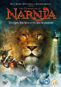 Narnia The Lion the Witch and the Wardrobe (DVD) *New & Factory Sealed*