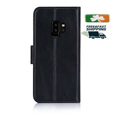 BRAND NEW STYLISH FLIP PU LEATHER WALLET CASE COVER FOR SAMSUNG S9 PLUS