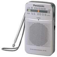 Panasonic RF-P50 Am Fm Pocket Radio 100% Original.