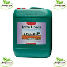 Canna Terra Flores 10L Bloom Plant Nutrient For Growing In Soil