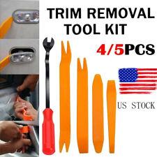 Car Trim Removal Tool Kit Auto Pry Door Panel Dash Radio Trim Fastener Tools Set