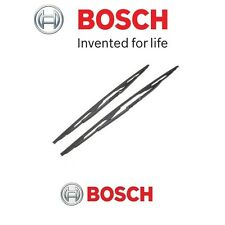 BMW E39 525i 528i 530i 540i M5 Windshield Original Style Wiper 2 Blade Set Bosch