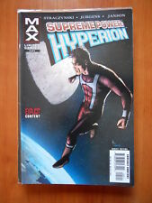Supreme Power : HYPERION #5 of 5 2006 Marvel Comics   [SA44]