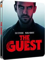 The Guest - Zavvi Exclusive Limited Edition Steelbook [DVD][Region 2]