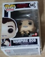 Funko POP! Television: Stranger Things - Vampire Bob #643 (Gamestop Exclusive)