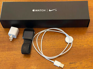 apple watch Nike series 4 44 mm gps cellular Space Gray