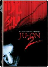 The Second Ju-on 2 Two Japanese Version DVD Horror Ghost Scary Gore Curse Grudge