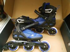 Rollerblade Macroblade 100md 3WD Fitness Recreational Inline Skate Size 8, used